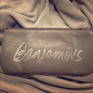 Rebecca Minkoff leather Wallet. Need a little TLC